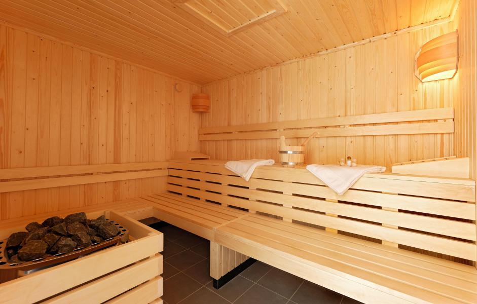 Location au ski La Résidence Rochebrune Le Vallon - Orcières Merlette 1850 - Sauna