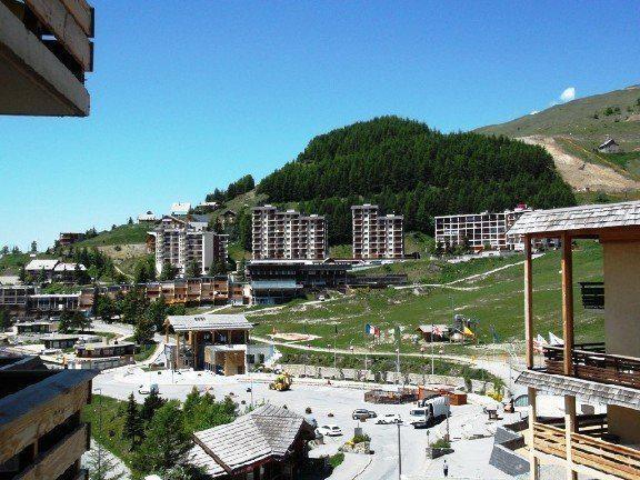 Location au ski Studio coin montagne 6 personnes (73A) - Résidence le Rond Point des Pistes I - Orcières Merlette 1850
