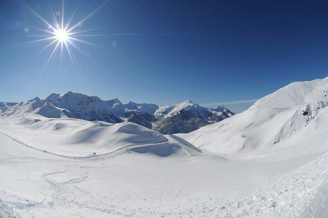 Location au ski Studio coin montagne 6 personnes (143A) - Résidence le Rond Point des Pistes I - Orcières Merlette 1850