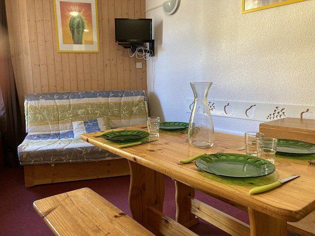 Location au ski Studio 4 personnes (133A) - Résidence le Rond Point des Pistes I - Orcières Merlette 1850