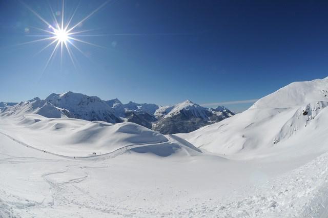 Location au ski Studio coin montagne 4 personnes (36A) - Résidence le Rond Point des Pistes I - Orcières Merlette 1850