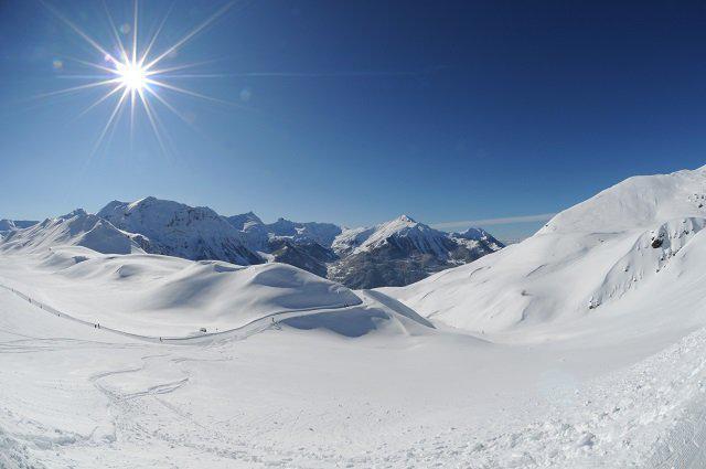 Location au ski Studio coin montagne 6 personnes (66A) - Résidence le Rond Point des Pistes I - Orcières Merlette 1850