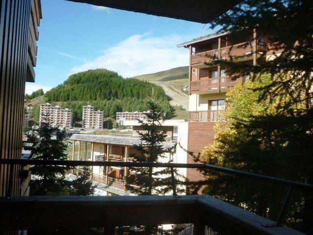 Location au ski Appartement 2 pièces coin montagne 8 personnes (132A) - Résidence le Rond Point des Pistes I - Orcières Merlette 1850
