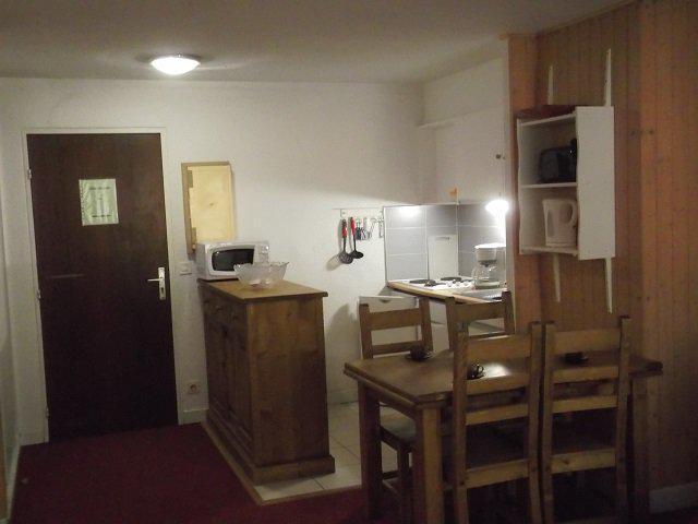 Location au ski Appartement 2 pièces coin montagne 8 personnes (132A) - Résidence le Rond Point des Pistes I - Orcières Merlette 1850 - Lavabo