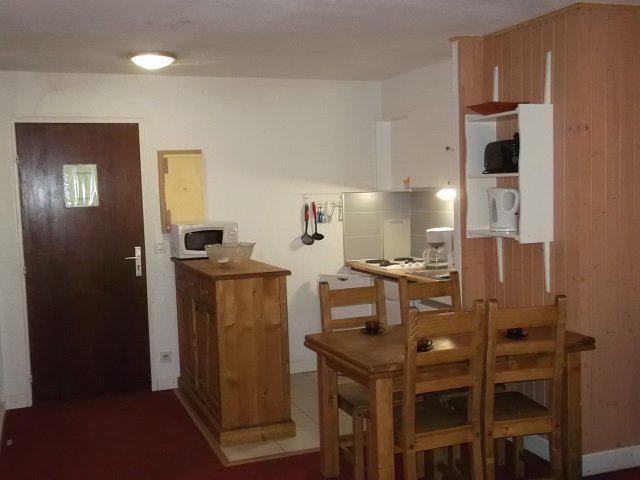 Location au ski Appartement 2 pièces coin montagne 8 personnes (132A) - Résidence le Rond Point des Pistes I - Orcières Merlette 1850 - Lits superposés