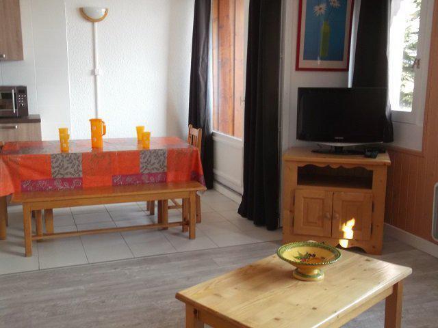 Location au ski Appartement 3 pièces 8 personnes (47A) - Résidence le Rond Point des Pistes I - Orcières Merlette 1850 - Lits superposés