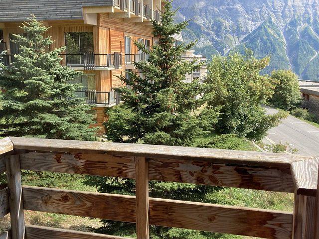 Location au ski Appartement 3 pièces 8 personnes (58A) - Résidence le Rond Point des Pistes I - Orcières Merlette 1850 - Lit double