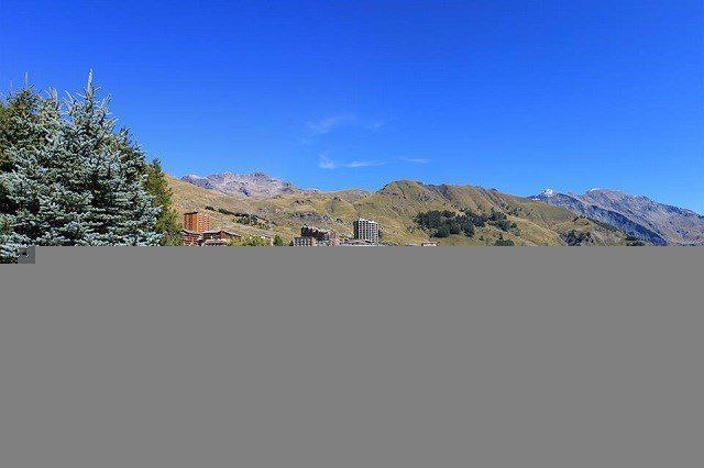 Location au ski Studio coin montagne 6 personnes (48A) - Résidence le Rond Point des Pistes I - Orcières Merlette 1850 - Lits superposés