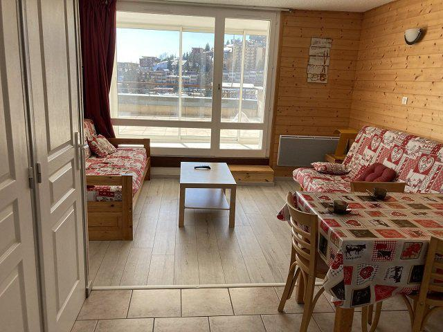 Rent in ski resort 2 room apartment sleeping corner 7 people (35B) - Résidence le Rond Point des Pistes II - Orcières Merlette 1850