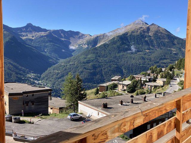 Location au ski Studio coin montagne 5 personnes (65B) - Résidence le Rond Point des Pistes II - Orcières Merlette 1850