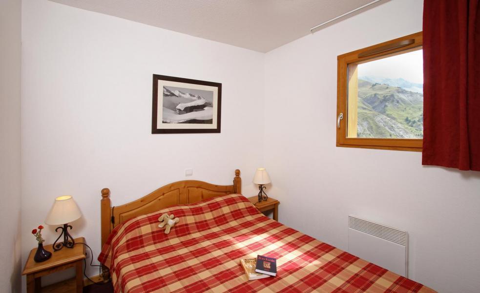 Location au ski Résidence les Cristallines - Orcières Merlette 1850 - Chambre