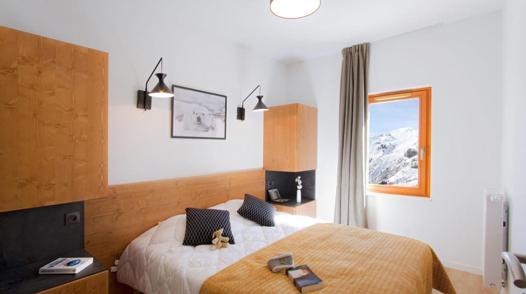 Location au ski Résidence Prestige Rochebrune Les Cimes - Orcières Merlette 1850 - Chambre