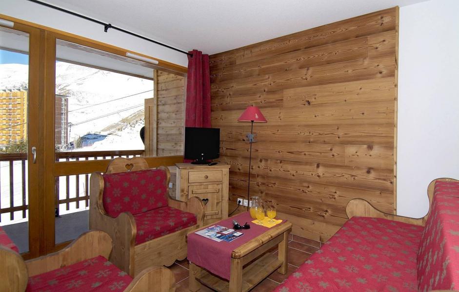 Location au ski Résidence Rochebrune - Orcières Merlette 1850 - Canapé