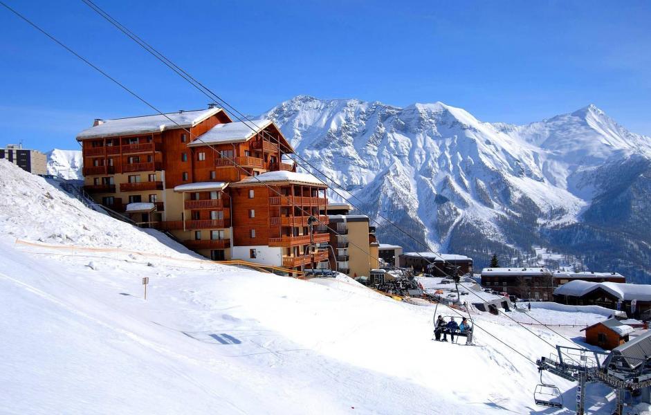 location appartement ski orcieres merlette