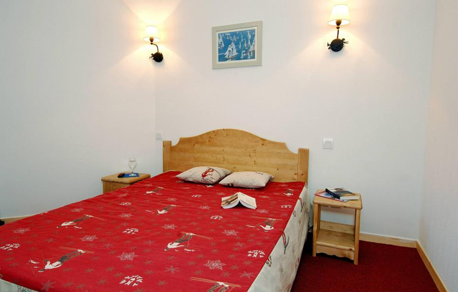 Rent in ski resort Résidence Terrasses de la Bergerie - Orcières Merlette 1850 - Bedroom
