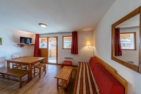 Rent in ski resort Résidence Etoile d'Orion - Orcières Merlette 1850 - Living room