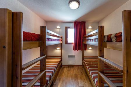Аренда на лыжном курорте Résidence Etoiles d'Orion - Orcières Merlette 1850 - Двухъярусные кровати