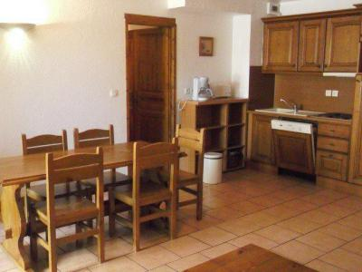 Rent in ski resort 3 room apartment 8 people (100) - Résidence le Chalet d'Orcières - Orcières Merlette 1850