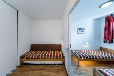 Rent in ski resort Résidence le Pra Palier - Orcières Merlette 1850 - Bed-settee