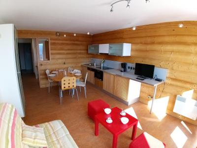 Rent in ski resort 2 room apartment cabin 6 people (82A) - Résidence Le Queyrelet 3 - Orcières Merlette 1850