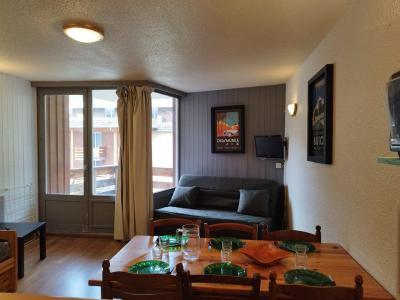 Rent in ski resort Studio sleeping corner 6 people (73A) - Résidence le Rond Point des Pistes I - Orcières Merlette 1850