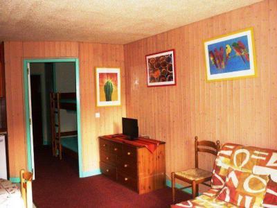 Rent in ski resort Studio sleeping corner 6 people (143A) - Résidence le Rond Point des Pistes I - Orcières Merlette 1850
