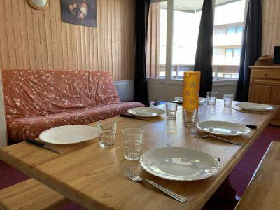 Rent in ski resort 2 room apartment sleeping corner 8 people (101A) - Résidence le Rond Point des Pistes I - Orcières Merlette 1850