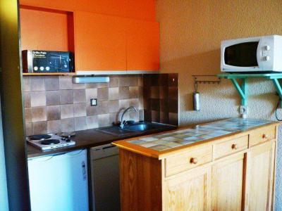 Rent in ski resort Studio sleeping corner 6 people (48A) - Résidence le Rond Point des Pistes I - Orcières Merlette 1850