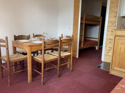 Rent in ski resort Studio sleeping corner 6 people (44A) - Résidence le Rond Point des Pistes I - Orcières Merlette 1850