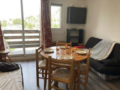 Rent in ski resort Studio sleeping corner 6 people (67A) - Résidence le Rond Point des Pistes I - Orcières Merlette 1850