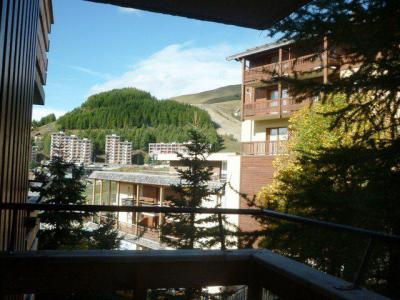 Rent in ski resort 2 room apartment sleeping corner 8 people (132A) - Résidence le Rond Point des Pistes I - Orcières Merlette 1850