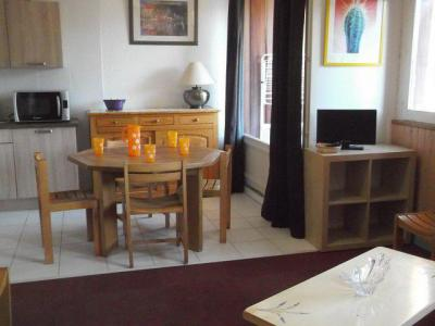 Rent in ski resort 3 room apartment 8 people (58A) - Résidence le Rond Point des Pistes I - Orcières Merlette 1850