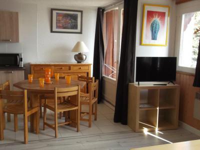 Rent in ski resort 3 room apartment 8 people (58A) - Résidence le Rond Point des Pistes I - Orcières Merlette 1850
