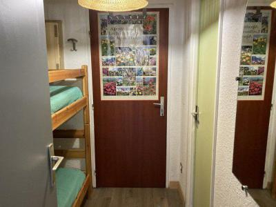 Rent in ski resort Studio sleeping corner 4 people (48B) - Résidence le Rond Point des Pistes I - Orcières Merlette 1850 - Living room
