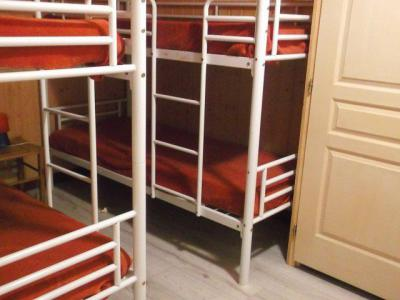 Rent in ski resort 2 room apartment 6 people (58B) - Résidence le Rond Point des Pistes II - Orcières Merlette 1850