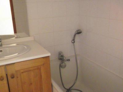 Rent in ski resort 2 room apartment cabin 6 people (501) - Résidence les Balcons du Soleil - Orcières Merlette 1850 - Bath-tub