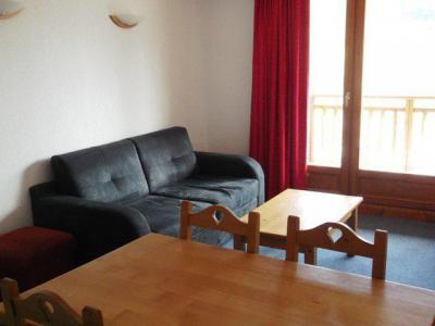 Rent in ski resort 3 room apartment 6 people (106) - Résidence les Balcons du Soleil - Orcières Merlette 1850 - Bed-settee