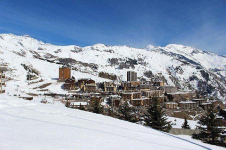 Rent in ski resort 4 room duplex apartment 8 people (509) - Résidence les Balcons du Soleil - Orcières Merlette 1850