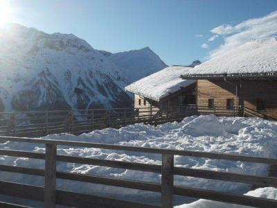 Rent in ski resort 2 room apartment cabin 6 people (501) - Résidence les Balcons du Soleil - Orcières Merlette 1850