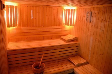 Location au ski Résidence les Terrasses de la Bergerie - Orcières Merlette 1850 - Sauna