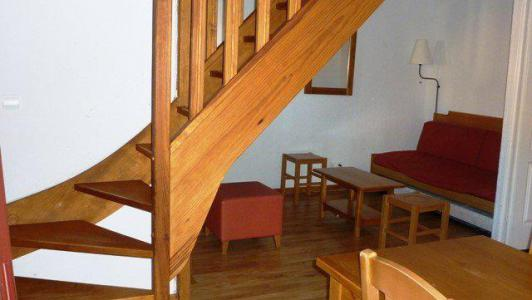 Rent in ski resort 3 room duplex apartment cabin 8 people (2606) - Résidence Pra Palier - Orcières Merlette 1850
