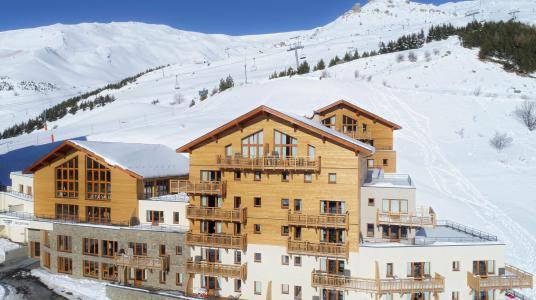 Лыжные каникулы в кругу семьи Résidence Prestige Rochebrune Les Cimes