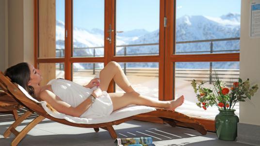 Location au ski Résidence Prestige Rochebrune Les Cimes - Orcières Merlette 1850 - Relaxation
