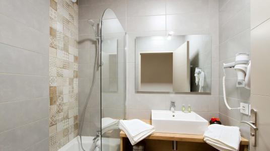 Location au ski Résidence Prestige Rochebrune Les Cimes - Orcières Merlette 1850 - Salle de bains