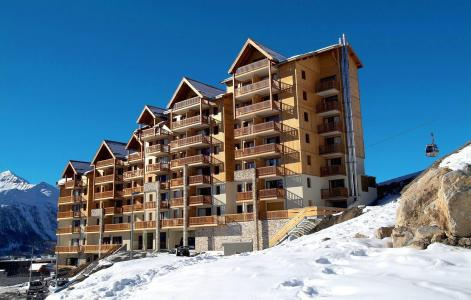 Rent in ski resort Résidence Rochebrune - Orcières Merlette 1850 - Winter outside