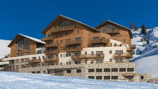 Ski en famille Résidence Rochebrune Les Cimes