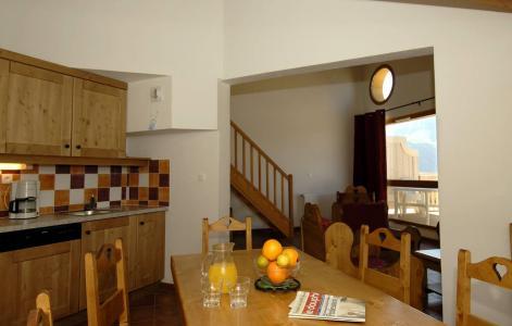 Location au ski Résidence Rochebrune - Orcières Merlette 1850 - Salle à manger