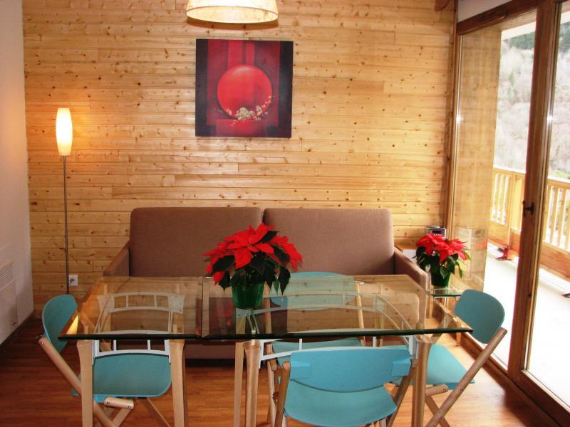 Location au ski Le Hameau Des Eaux D'orelle - Orelle - Séjour