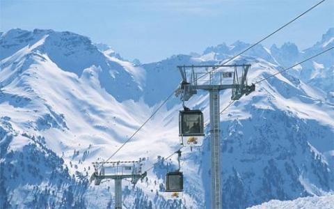 Ski en février Le Hameau Des Eaux D'orelle