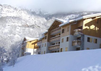 Location Residence Orelle 3 Vallees By Resid&co hiver